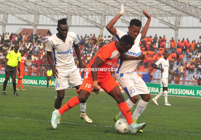 Na fight to survive for Sunshine stars and Rivers United