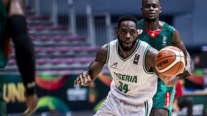 D'Tigers Guard Nwamu confident Nigerian can win the 2019 FIBA World Cup