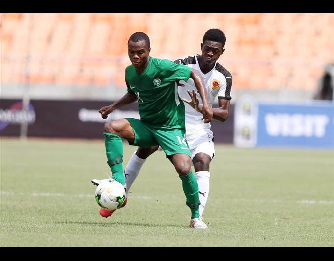 Bewarang hails Eaglets win over Angola