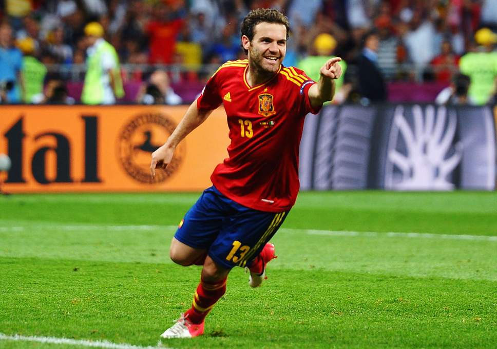 At 30, Mata believes he can return to play for Spain