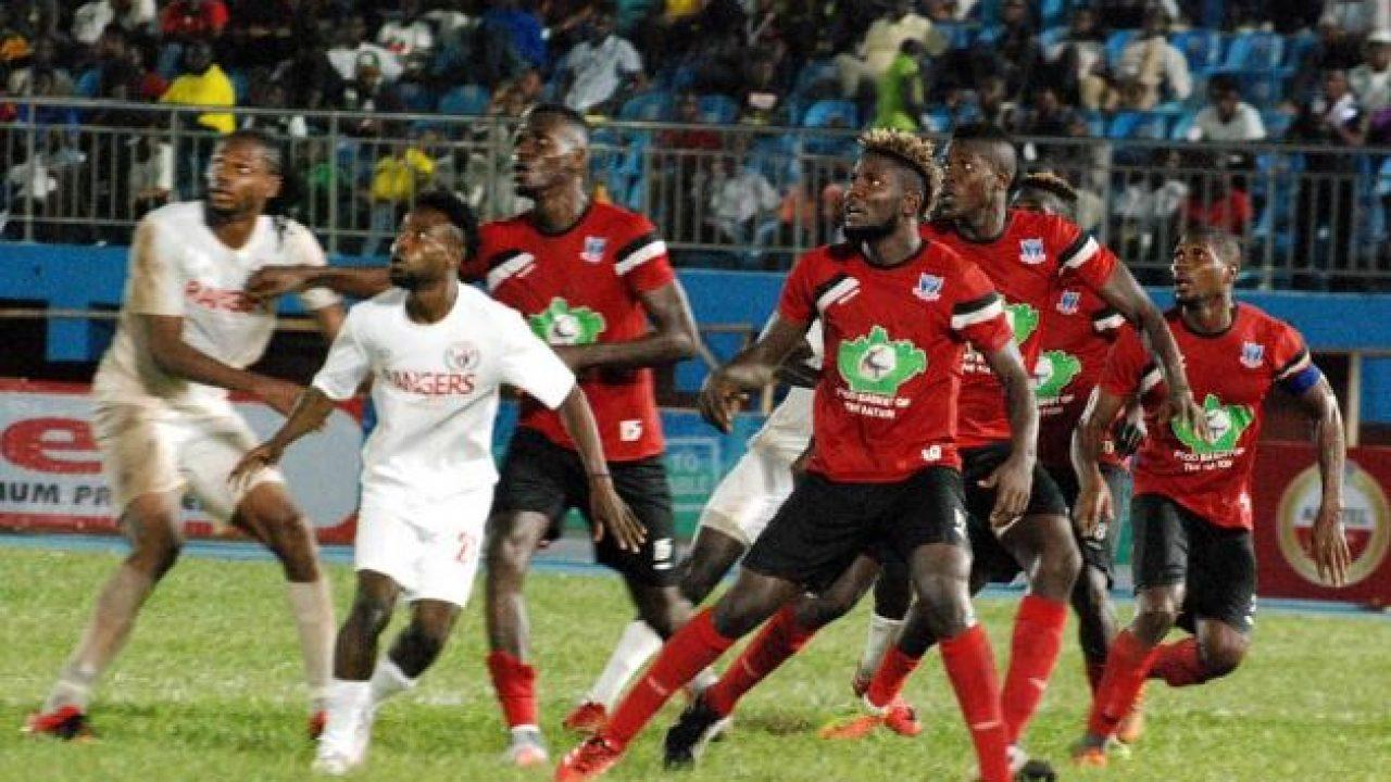 Lobi Stars forward Mba says team out to take chances against Wikki