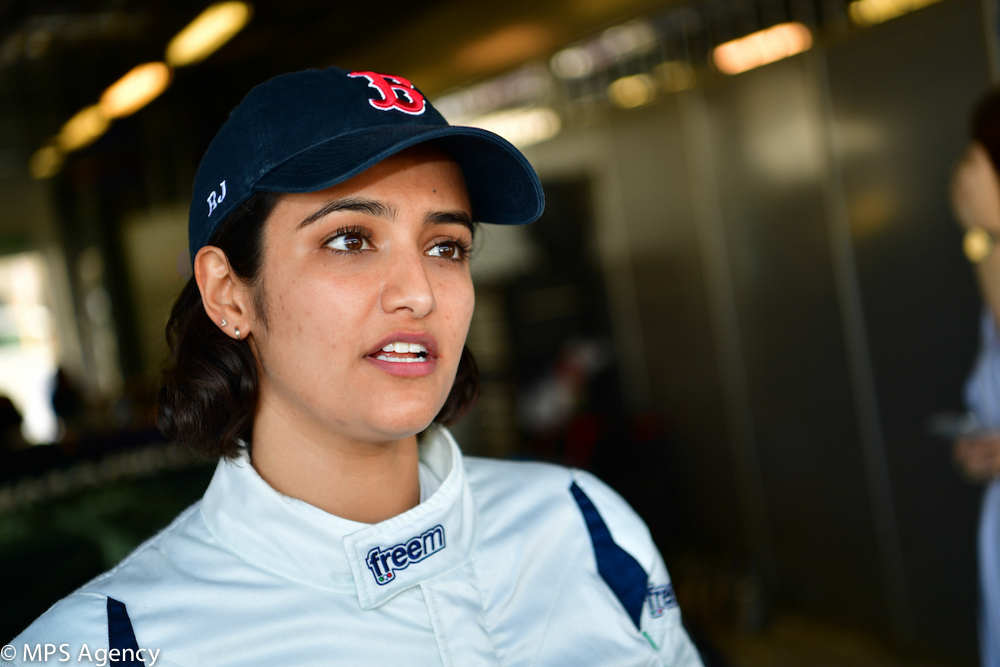 First female Saudi Racer Reema Juffali breaking barriers