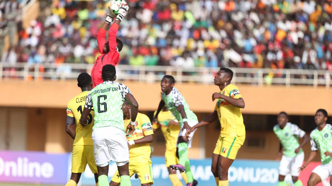 Ozornwafor battle ready to keep place in Flying Eagles squad