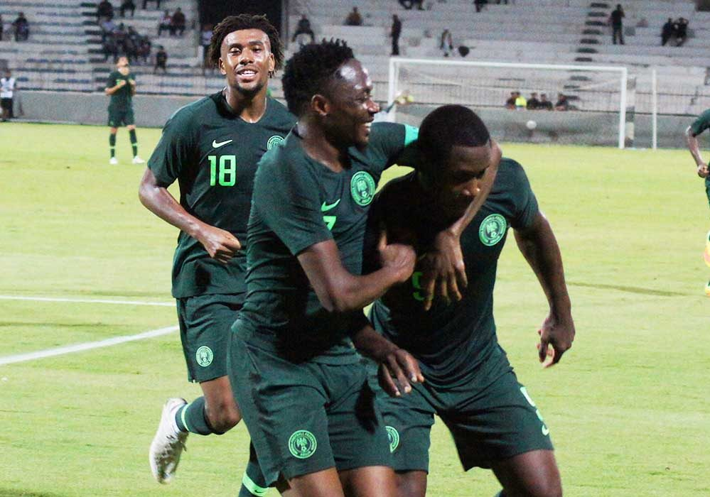Chukwu-Ndukwe makes case for Eagles attack line