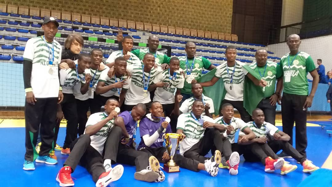 Naija smaller handball team finish Second for Kosovo