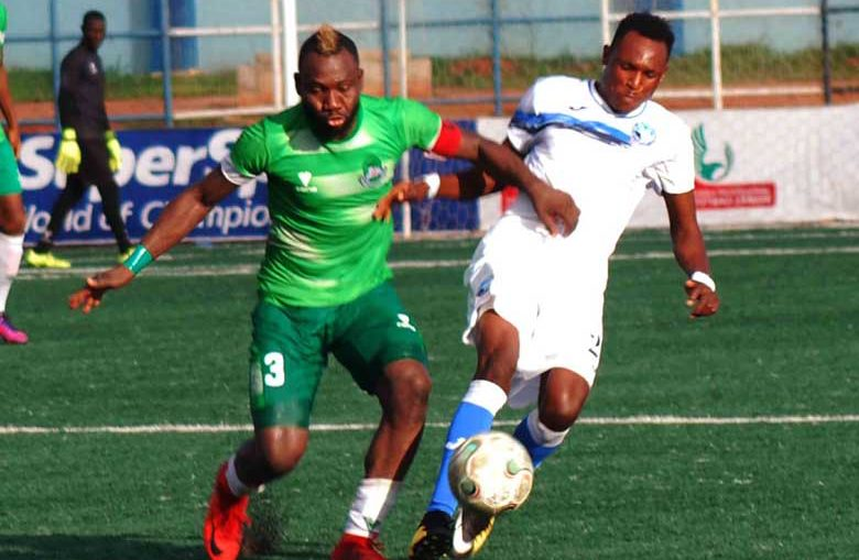 Nasarawa United captain Makama confident of top spot in Group B