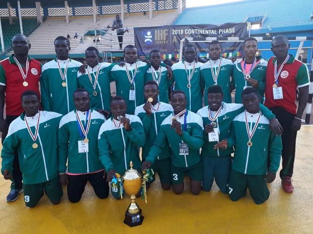Nigeria U-20 Handball team ready to conquer in Kosovo