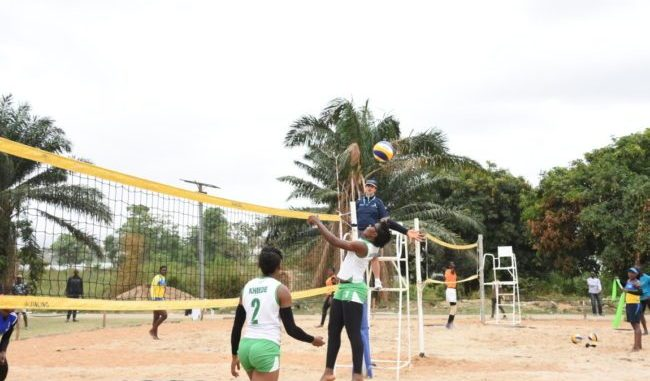 2019 Africa Beach Volleyball Cup: Nigeria, Rwanda, Six others progress into Quarterfinals