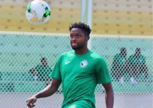 'I want to win big with Rivers Utd'-Taofeek Omar