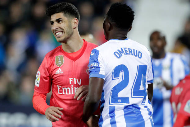 Fit-again Leganes defender Omeruo pleased with performance against Real Madrid