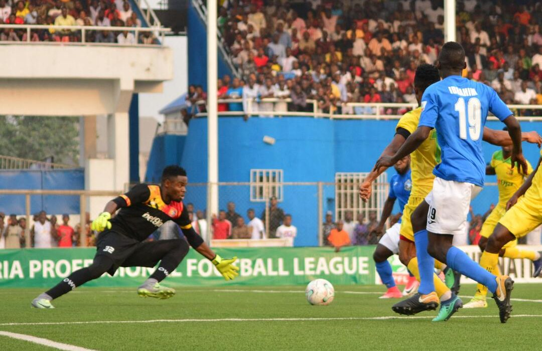 Enyimba targets more than the usual draw against MFM in Lagos – Onuwa