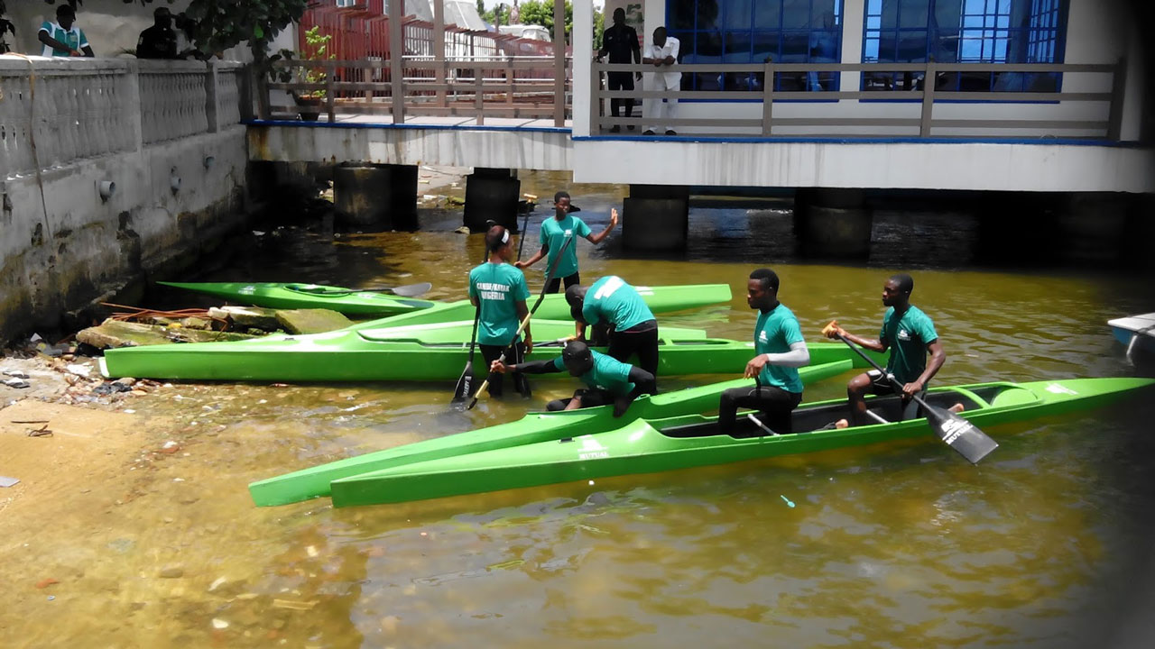 Nigeria rowing, canoeing and sailing Federation reveals plan for 2020 Festival