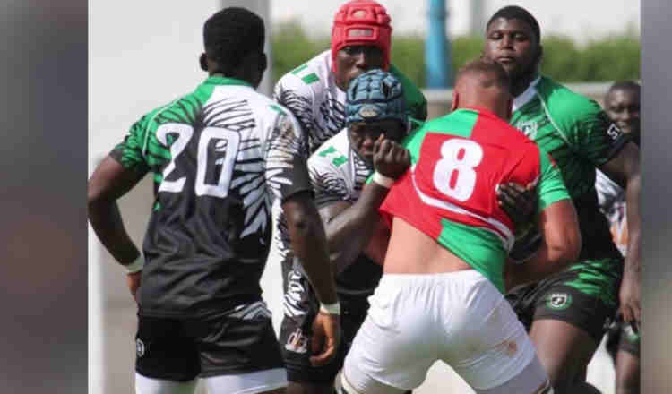 Dem don cancel 2019 Rugby Africa Silver Cup