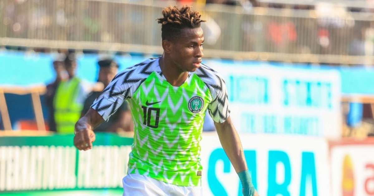 Amunike says Chukwueze is his replica, lauds the player's progress