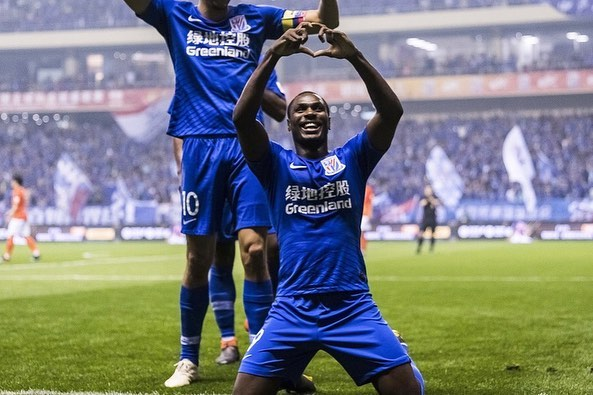 Regrets Snubbing Barcelona?! Ighalo becomes Top Scorer in China