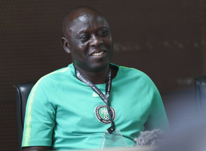 Eaglets coach Garba hails players after back to back win edge team closer to world cup