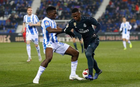 Omeruo Stirs up Trouble ahead of La Liga match vs Real Madrid