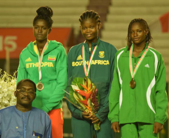 African U20 & U18 Champs: Oshiokpu sets new Triple Jump Target after Abidjan Bronze