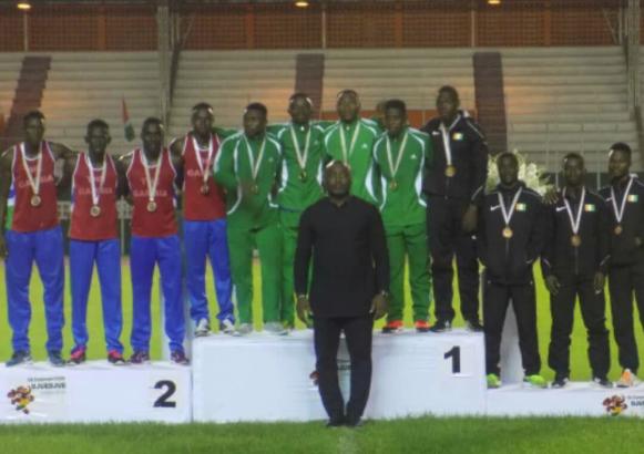 Nigeria clears Gold in 4×100 Relays and U18 Medley in Abidjan