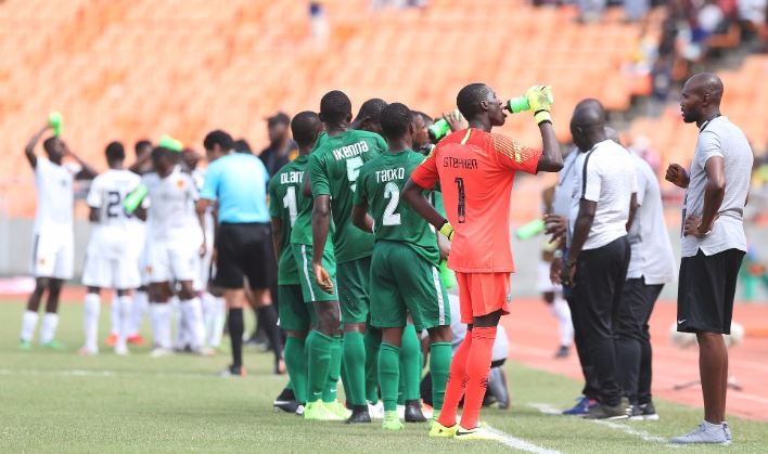 See Where Nigeria vs Guinea Marathon Shoot-out ranks in AFCON competitions