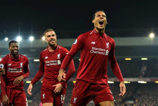 No Hazard! Virgil Van Dijk named PFA Players' POTY