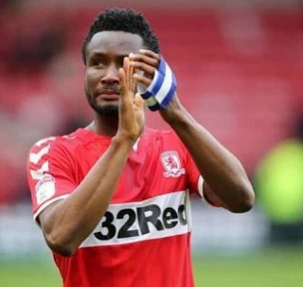 Captain! Mikel Obi leads Boro's EPL Promotion Charge, And Prayer