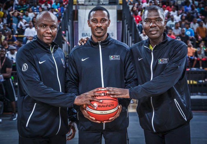 'It all Started in Secondary School,' Africa's Top Basketball Referee, Kingsley Ojeaburu