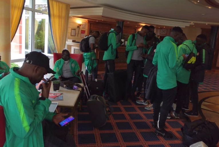 Flying Eagles camped in 4 Star Hotel where a Night of German treat costs over ₦63,000