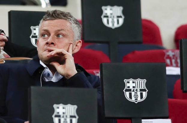 What Happened to Man United Coach during Barcelona scouting