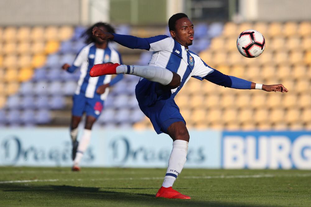 Nwakali reveals how 'Love' helped him settle in easily at Porto