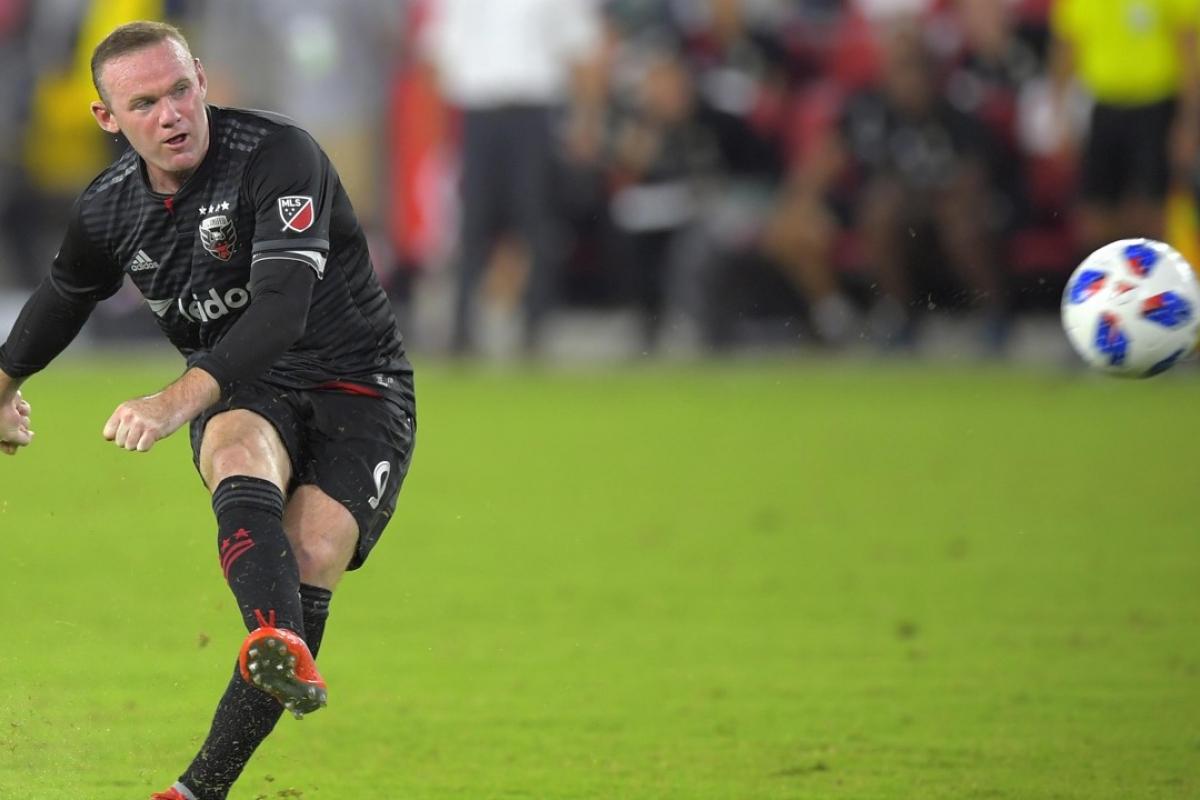 Wayne Rooney scores another sensational free-kick in DC United win