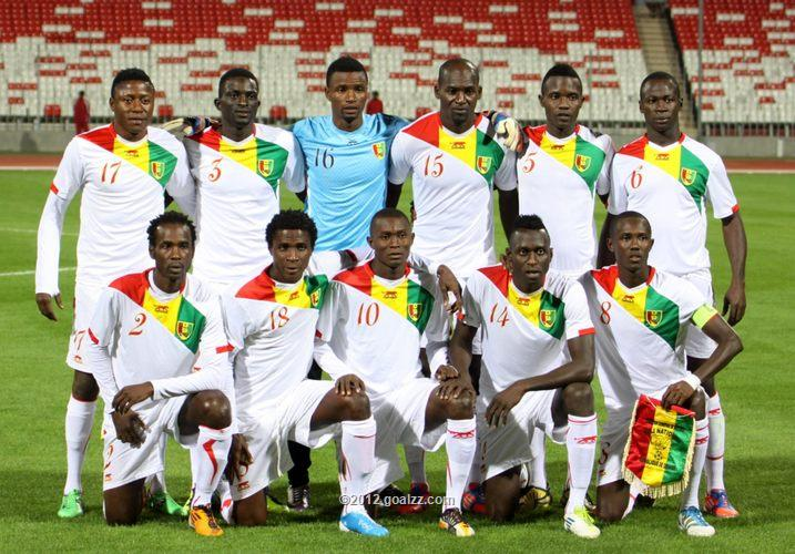 Super Eagles AFCON opponents Guinea to play Egypt in a warm up game