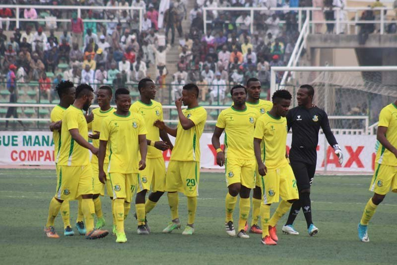 Major setback for Pillars after home draw against Gombe united – Nwangwa