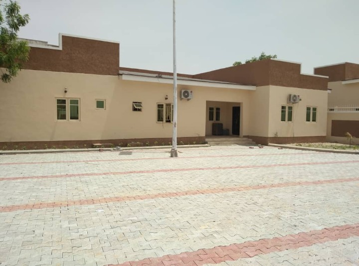 El Kanemi Warriors gets new Club house
