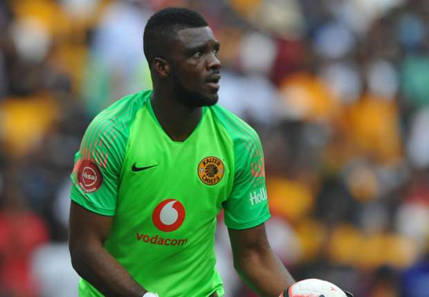 Daniel Akpeyi's unwanted Record ends Miserably for Kaizer Chiefs Goalie