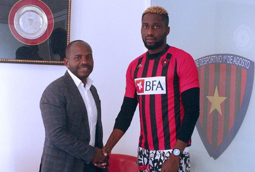 Kenny Anifowose reveals Primeira de Agusto's Champions League target