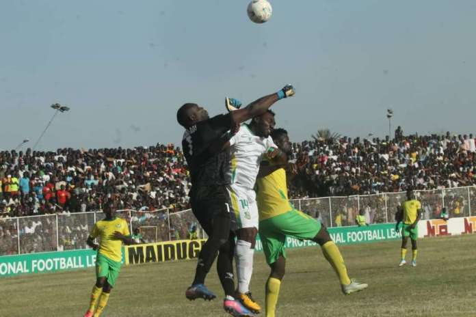Musa dedicates away point to Pillars fans and Kano Government