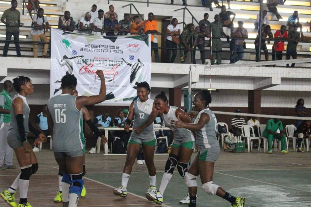Nigeria Customs to partake in Zone 3 Africa Club Volleyball championships