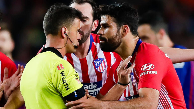 Diego Costa given eight-match ban for abusing referee