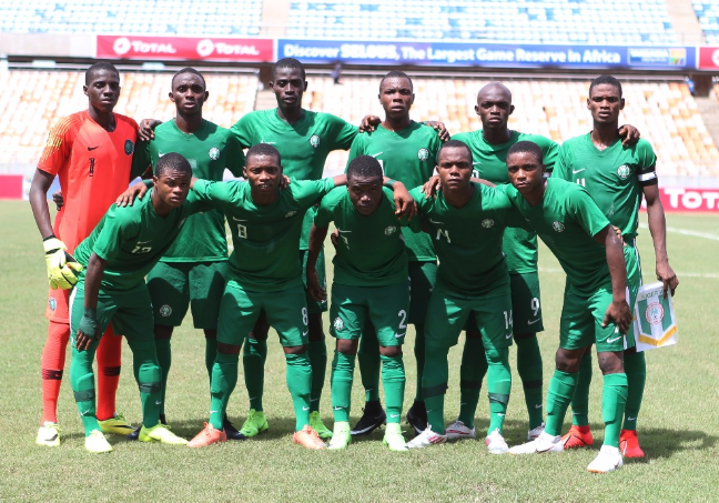 Obuh backs Golden Eaglets to do well in Brazil