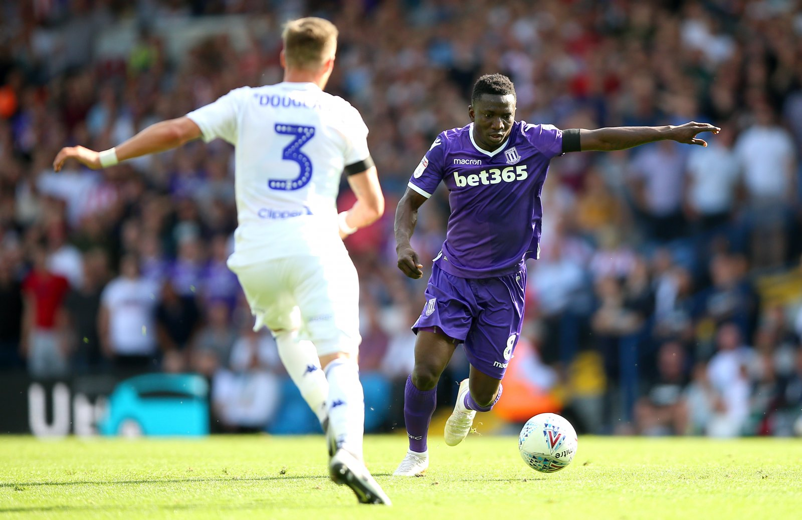 City's win over Rovers is well deserved, says Etebo