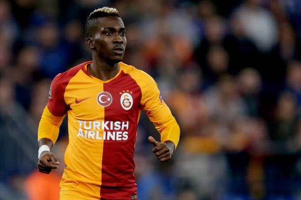 Onyekuru's brace send Galatasary to Turkish Cup final