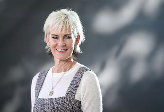 """""""WHERE THERE'S A WALL, THERE'S A WAY""""- JUDY MURRAY"""