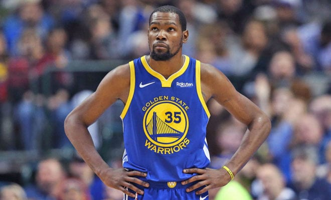 Kevin Durant sacrifices to join Golden state Warrior