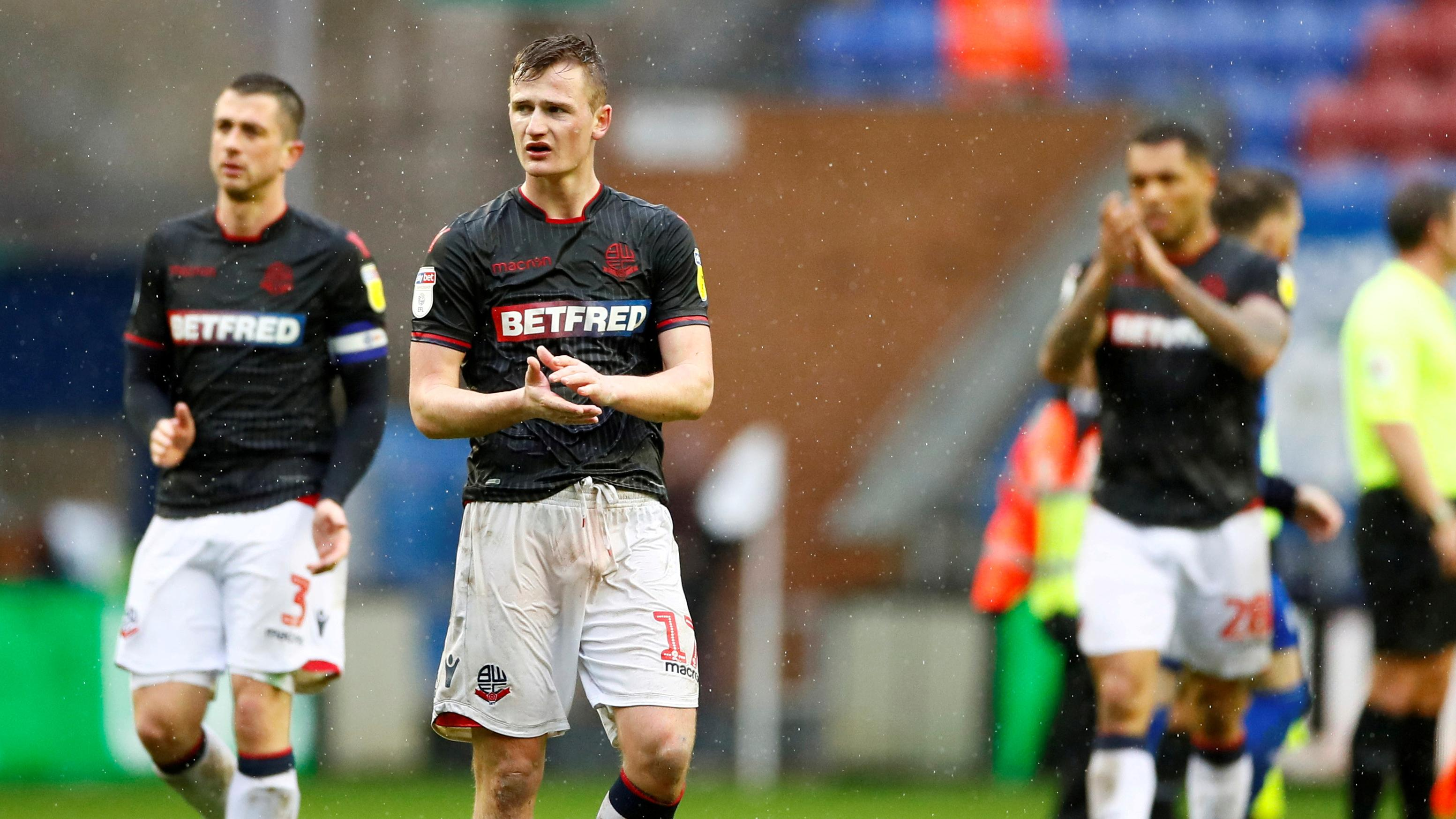 Okocha's former club Bolton Wanderers' players go on strike