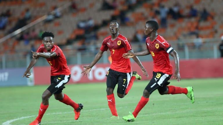 U17 AFCON: Angola comot Naija for setting to kolobi 3rd place