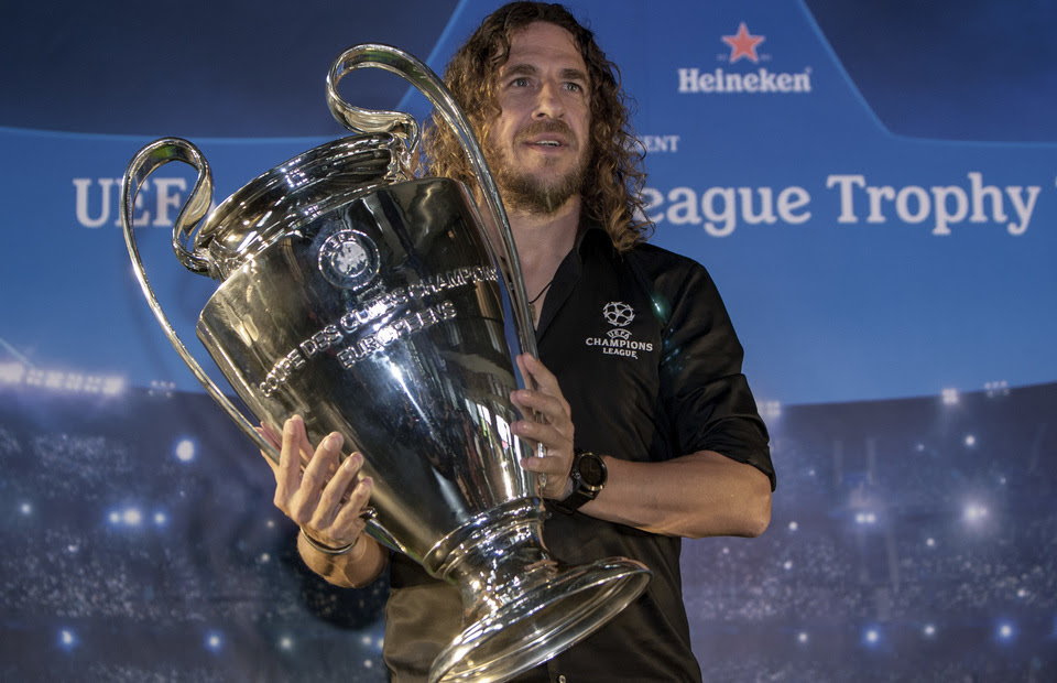 Barcelona underperforming in the UCL – Puyol