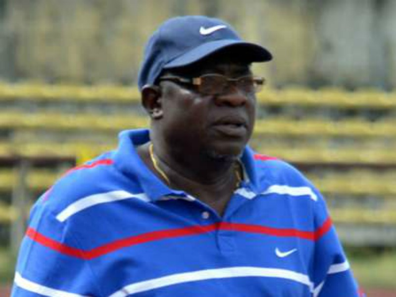 Lobi Stars Boss Ogbeide hails Match officials in Rangers' draw