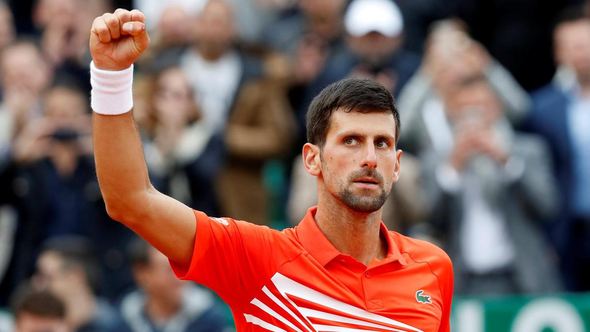 Djokovic extends lead as world no. 1, Fognini climbs rankings