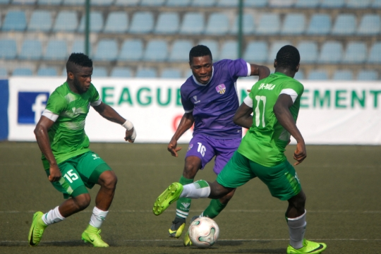 MFM forward Akunneto confident of team's top 3 finish